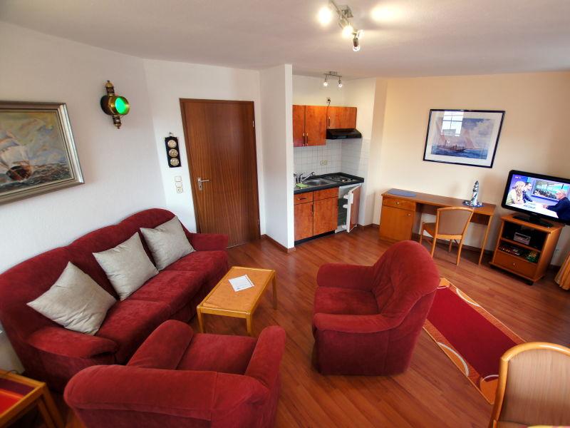 Ferienhaus Haus Elbe 1 Wohnung 18