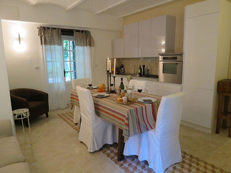 Ferienwohnung Appartment im Herrenhaus San Desiderio