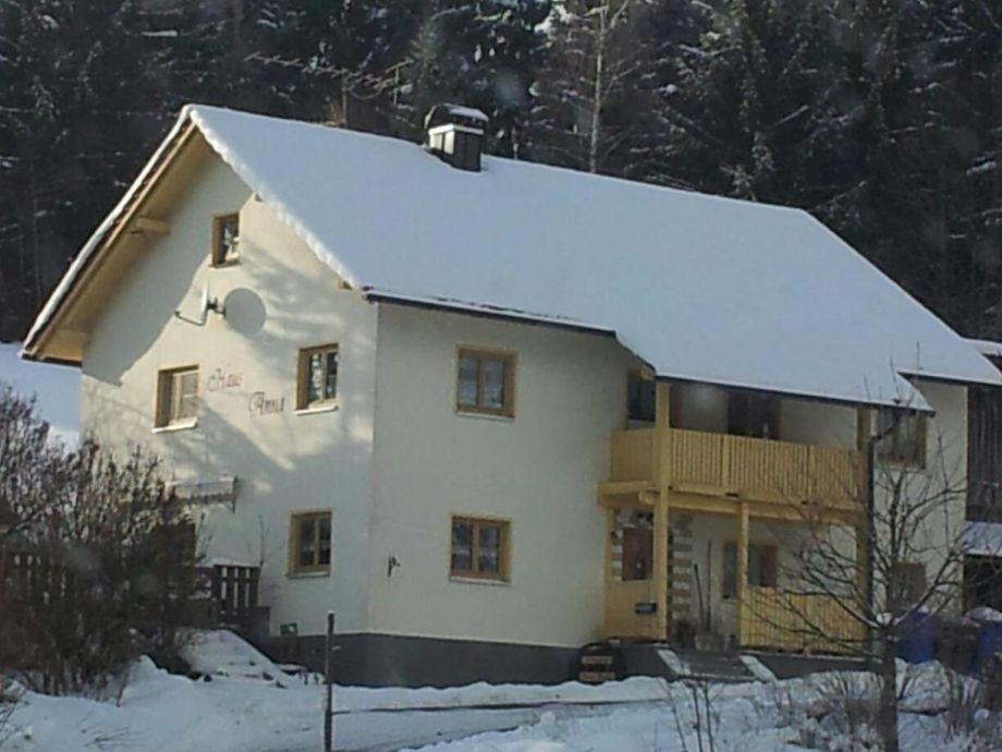 Ferienhaus  Anna Winter 2013