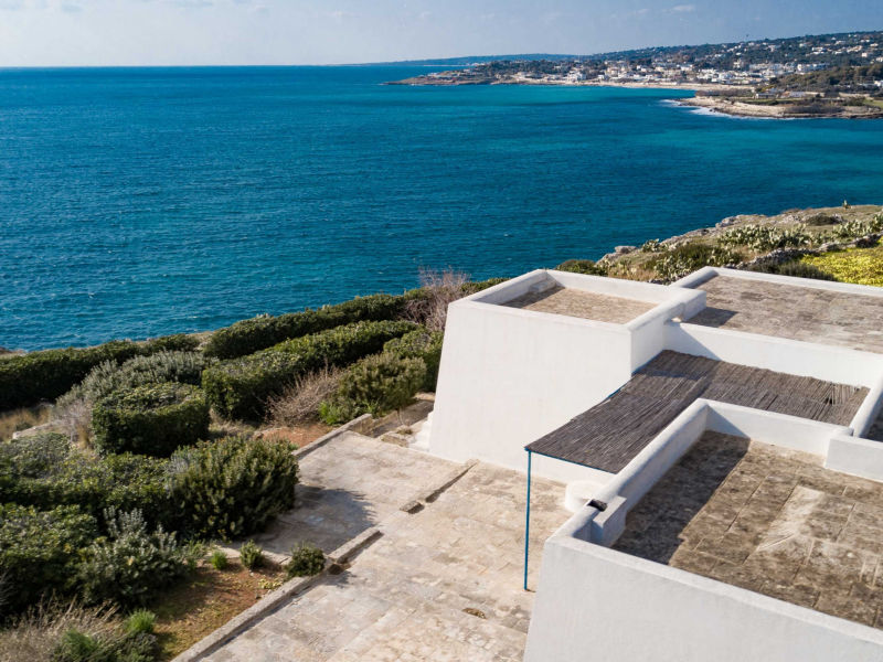 Ferienhaus Villa mit privatem Zugang zum Meer, mit großem Garten