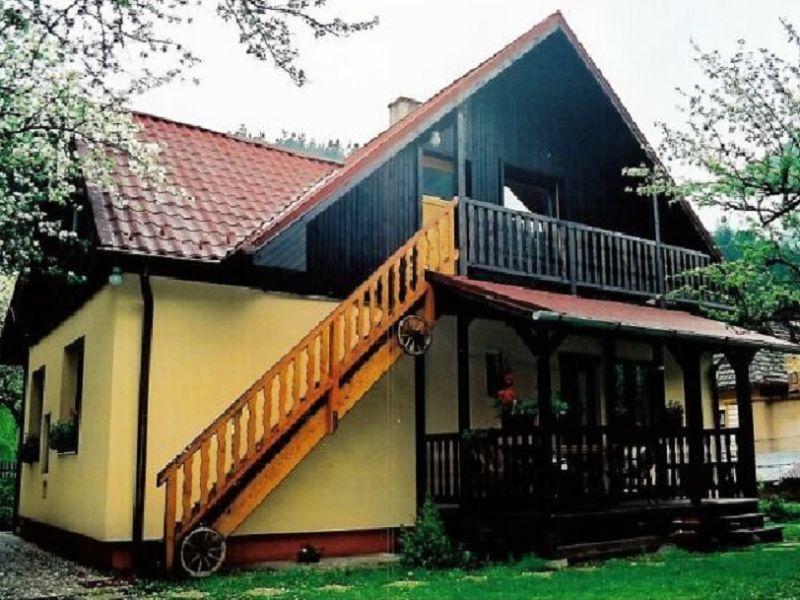 Ferienhaus Niedere Tatra Maluzina