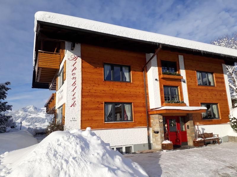 Ferienwohnung Gästehaus Alpenblick
