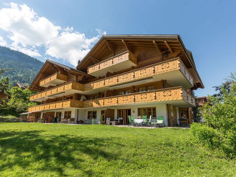 Ferienwohnung Eckhaus