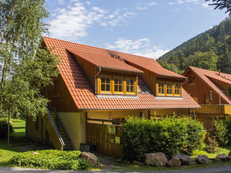 Ferienhaus am Brocken - 2 Schlafzimmer