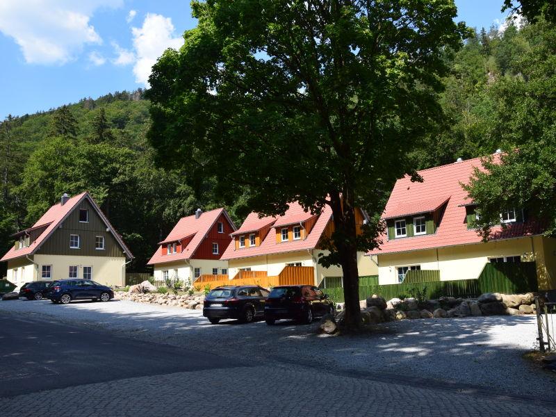 Ferienhaus Ilsestein - Einzelhaus