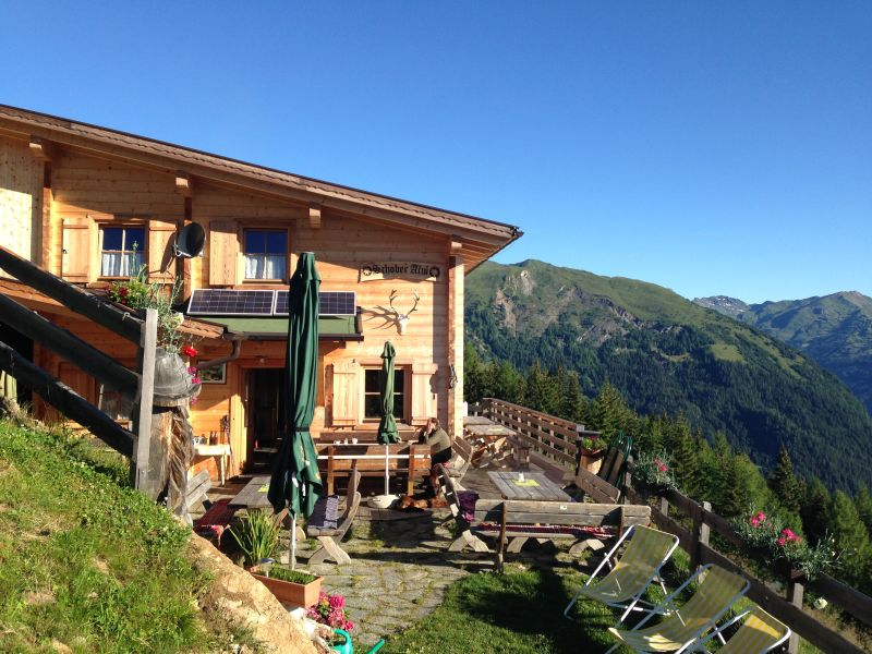 Berghütte Schoberalm