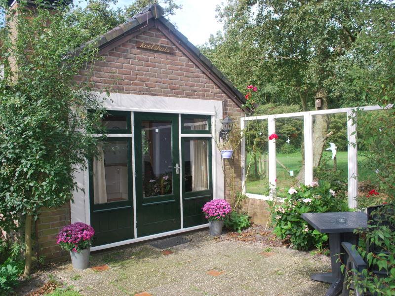 Holiday house Koetshuis