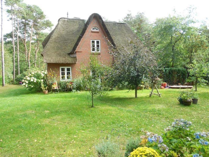 Ferienwohnung im Reetdachhaus Isemann