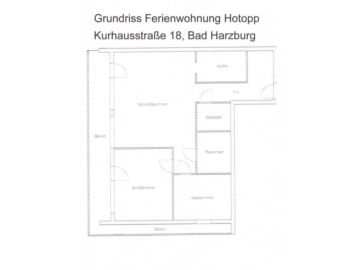 Ferienwohnung Hotopp Bad Harzburg Frau Vera Hotopp