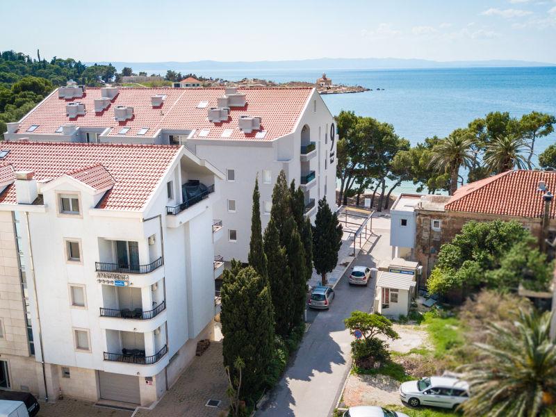 Ferienwohnung Apartments Solee  - Studio für 4 Personen