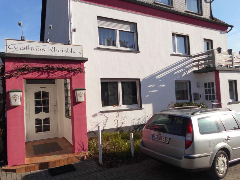 Ferienwohnung Gasthaus Rheinblick