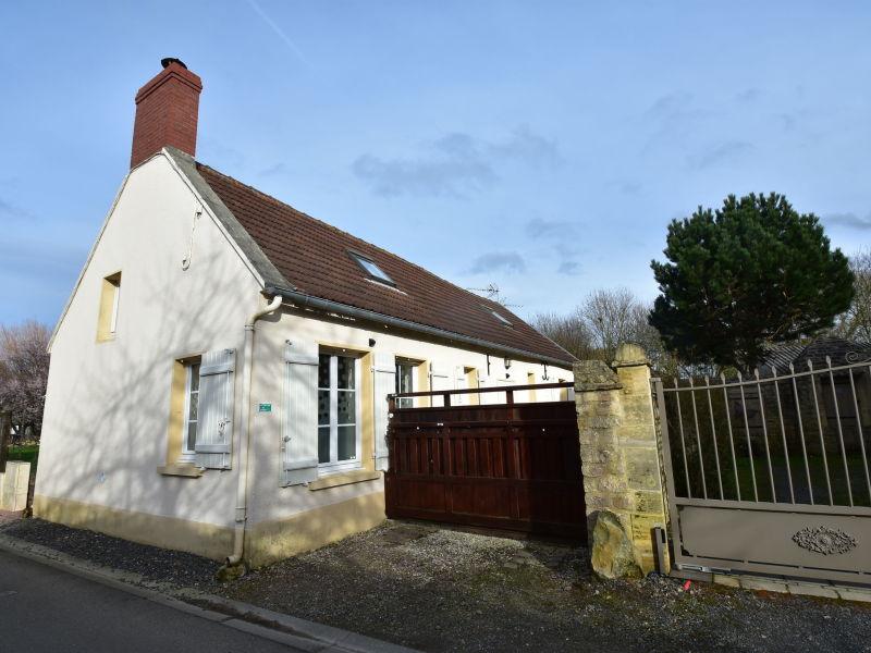 Ferienhaus Gite proche mer et Bayeux 4 pers