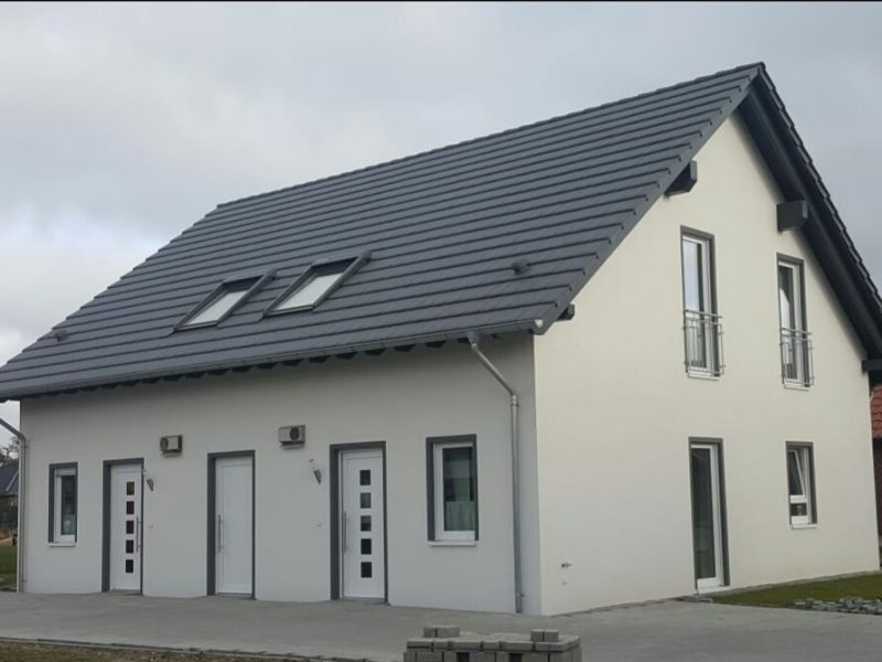 "Ferienhaus Doppelhaushälfte ""LUV"""