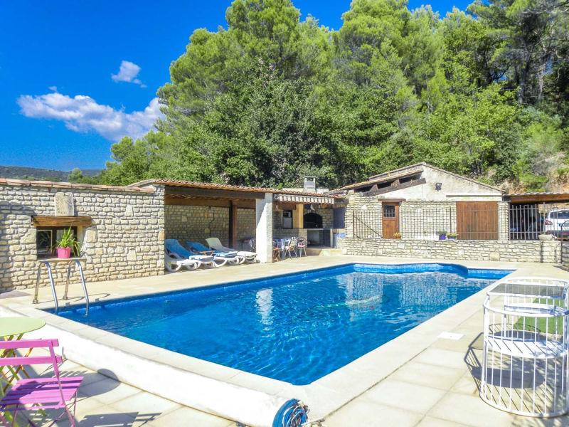 0421 Villa Quercus, 6P, Lioux, Luberon