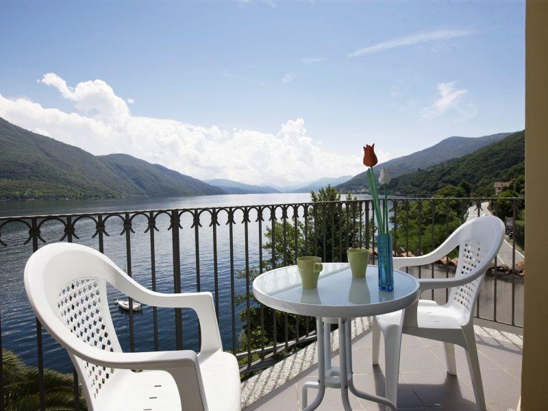 Ferienwohnung Residenza Vista Lago A4