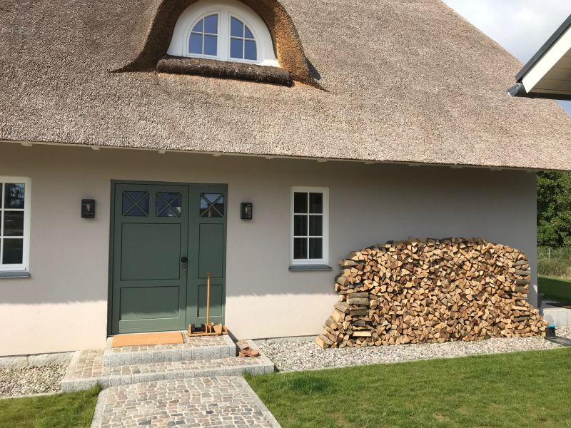 Ferienhaus Strandhütte6