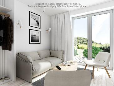 Ferienwohnung BRANDNEUE Wohnung für 2-4 Personen in Pervalka