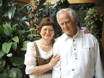 Ihr Gastgeber Josef & Edeltraud Wallner