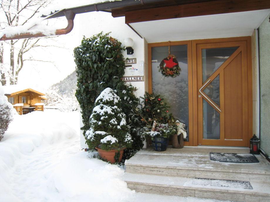 Herzlich willkommen im Winter