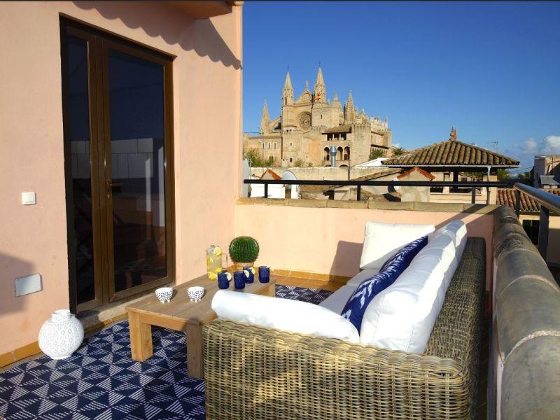 Ferienwohnung Fantastisches Penthouse im Herzen von Palma