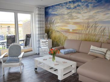 "Bungalow ""Strandliebe"" Ferienpark ""So What Oost"""