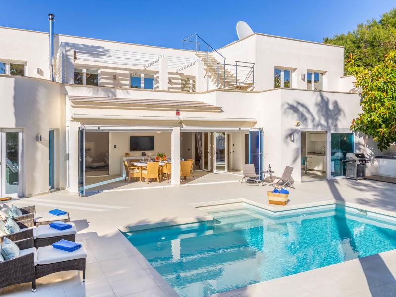 Cala Dor Luxuriöse Meerblickvilla mit Pool