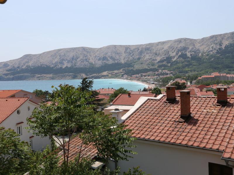 Ferienwohnung Ema mit Terrasse und Meerblick