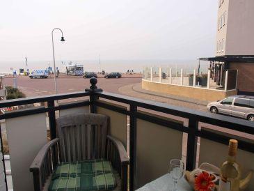 Ferienwohnung Zeebok aan Zee