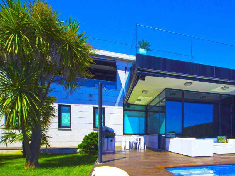 Ferienwohnung Villa Deluxe Sanxenxo