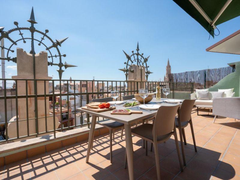 Ferienwohnung LAguila Suites Penthouse im Herzen von Palma