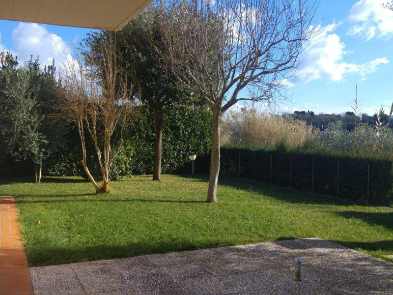 Ferienwohnung Appartamento Luciana mit eingezäuntem Garten