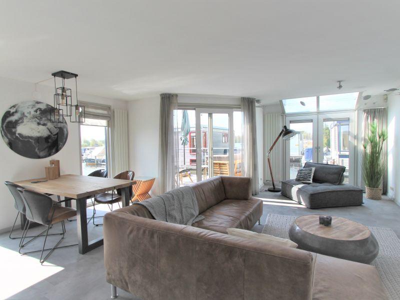 Ferienhaus Hausboot: Big Poel House