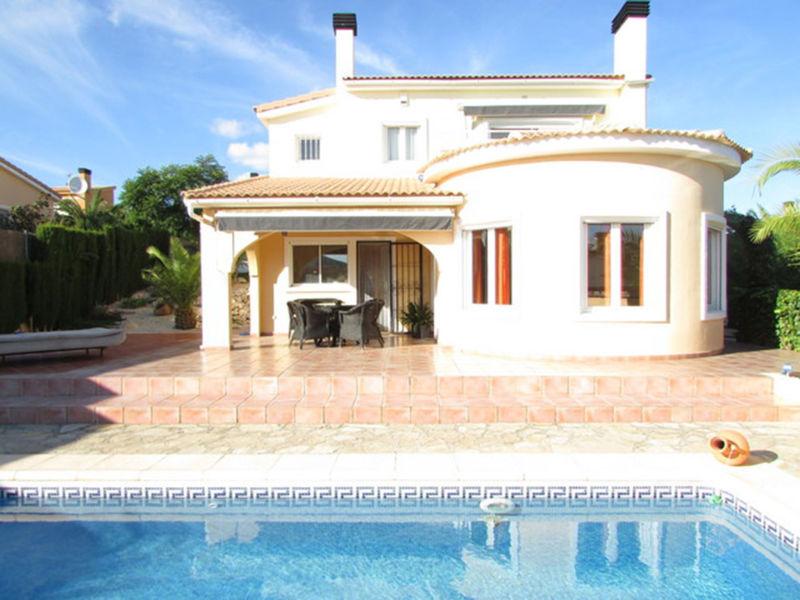 Villa Mi Sueno Gata Residencial Monte Pedreguer