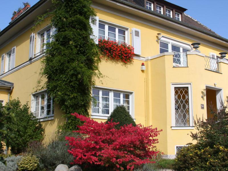 Ferienwohnung Villa Romahn