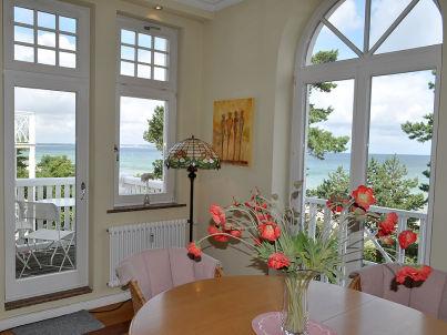 Weißes Kliff - Villa Aegir