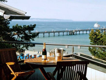 Ferienwohnung Penthouse - Villa Freia