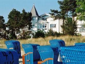 Holiday apartment Seepferdchen- Villa Freia