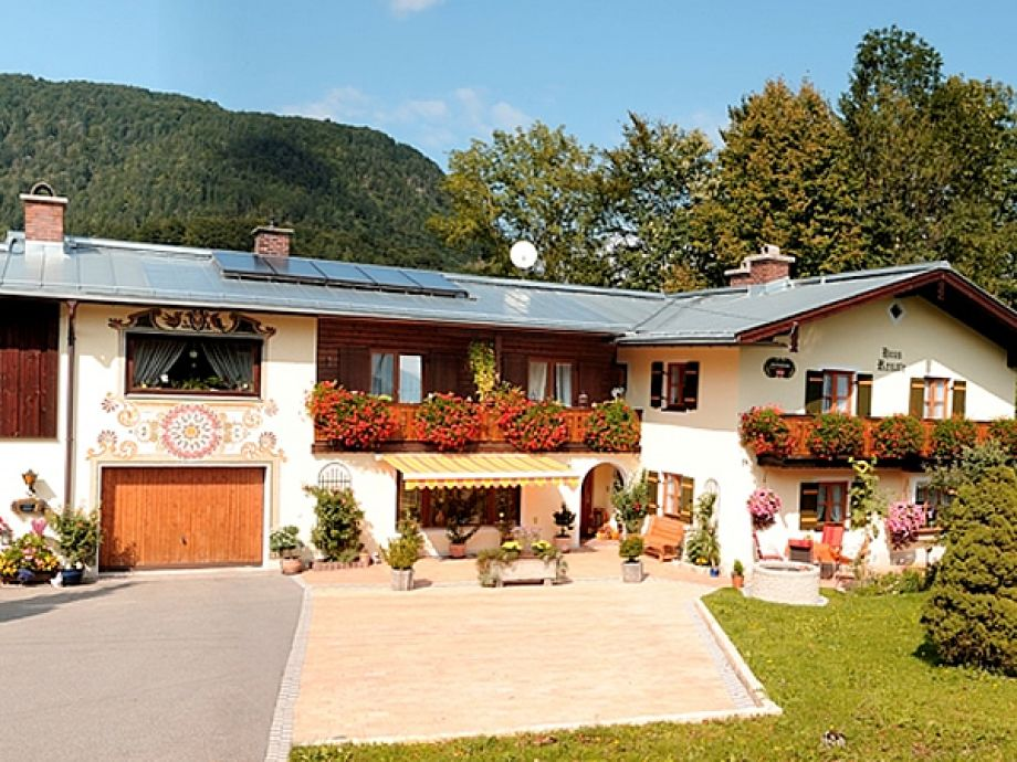 Haus Renate - FeWo**** und Single-Appartement***