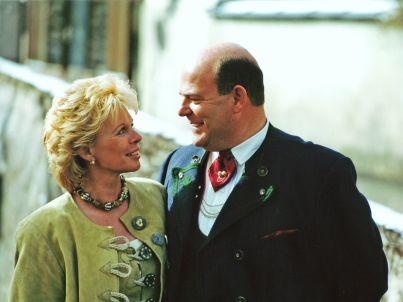 Ihr Gastgeber Wolfgang und Renate Kontny