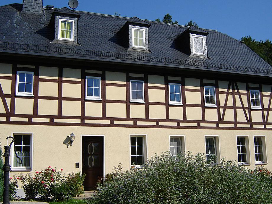 """Ferienhaus """"Alte Schneiderei"""""""
