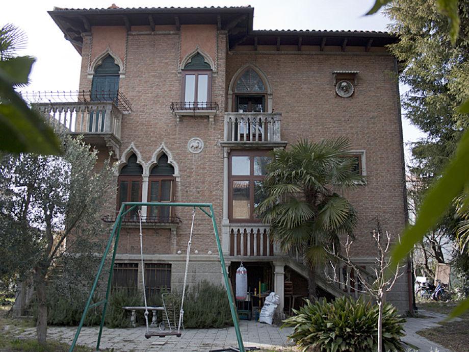 Außenaufnahme Villa Elisabetta