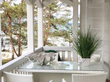 Holiday apartment Meereslust - Villa Seestern