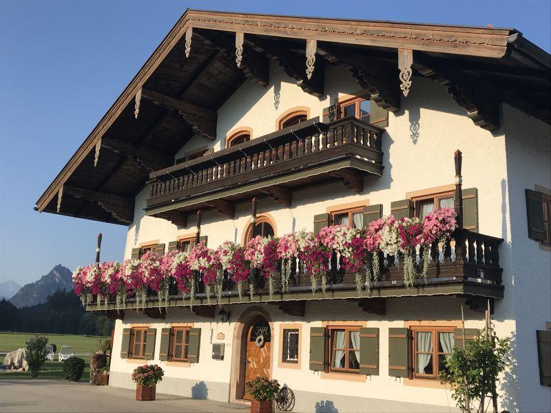 Ferienwohnung Ortner-Hof (Platzhirsch)