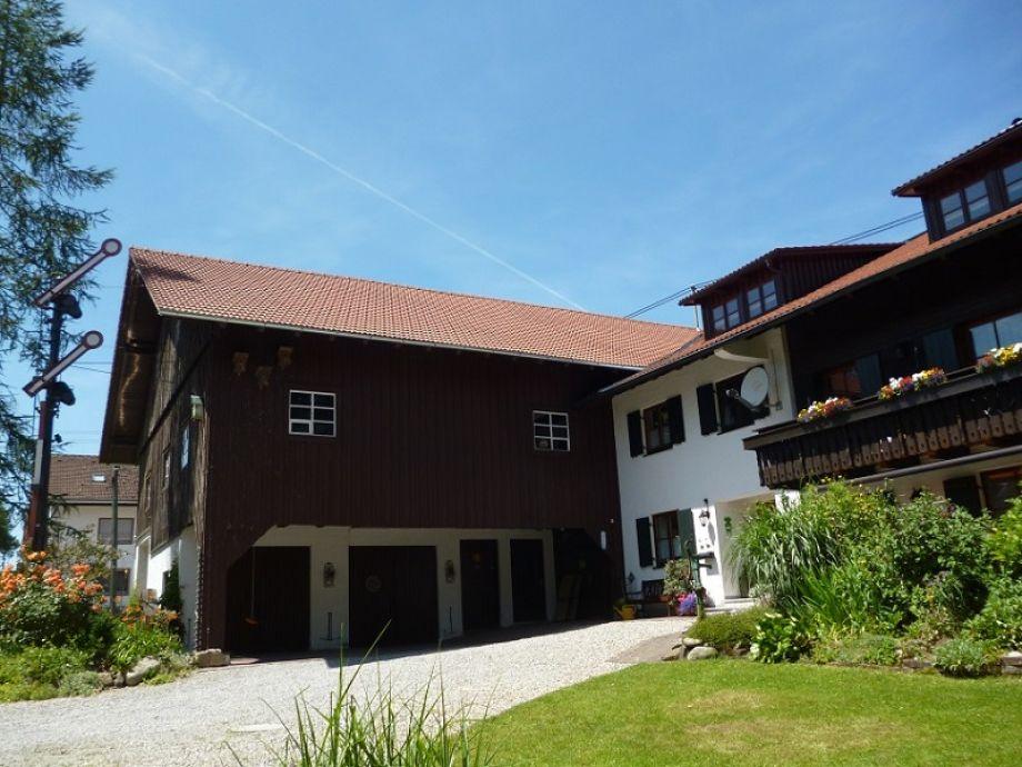 Unser schönes Bauernhaus