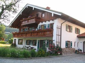 """Ferienwohnung """"Schlafende Hexe"""" im Haus Datzmannlehen"""