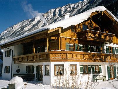 Alpenblick im Haus Datzmannlehen