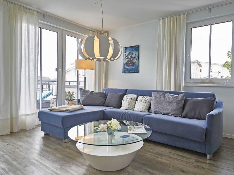 Ferienwohnung Villa Annika F594 WG 13 Penthouse mit Dachterrasse