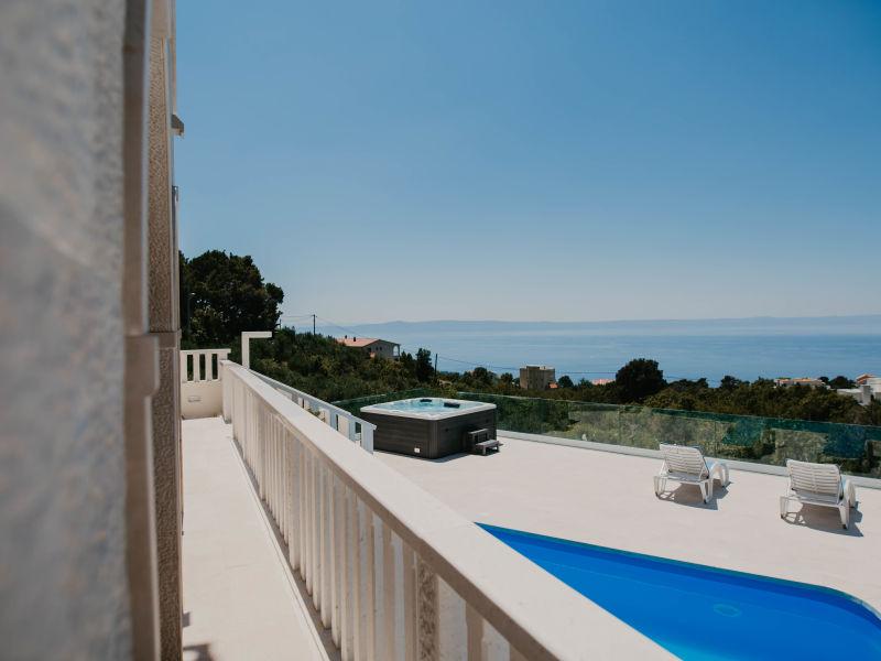Ferienwohnung Villa Alina Apartment 5 für 4 Personen