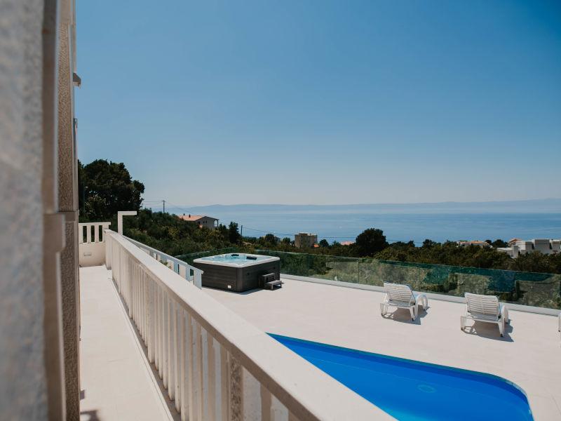 Ferienwohnung Villa Alina  Studio Apartment  für 4 Personen