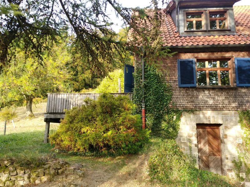 Ferienhaus Rhöner Landhaus mit Flair